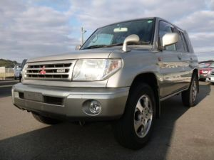 2000 misubishi pajero io zr 1.8 4wd for sale in japan h76w 37k