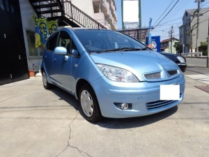 2004 mitsubishi colt 1.3 z25a for sale in japan 90k-1