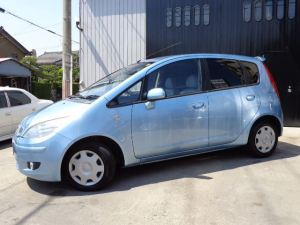 2004 mitsubishi colt 1.3 z25a for sale in japan 90k