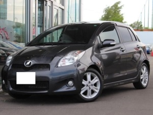 2008 toyota vitz rs trd turbo m ncp91 1.5 for sale in japan 26k