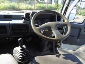 1994 nissan atlas double cab cabin truck td27 for sale in japan used japanese 75k-2
