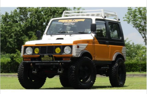1988 suzuki jimny nturbo ja71v for sale in japan