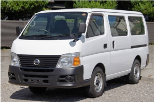2007 nissan caravan diesel turbo 3.0 for sale in japan vwme25 4wd  174k