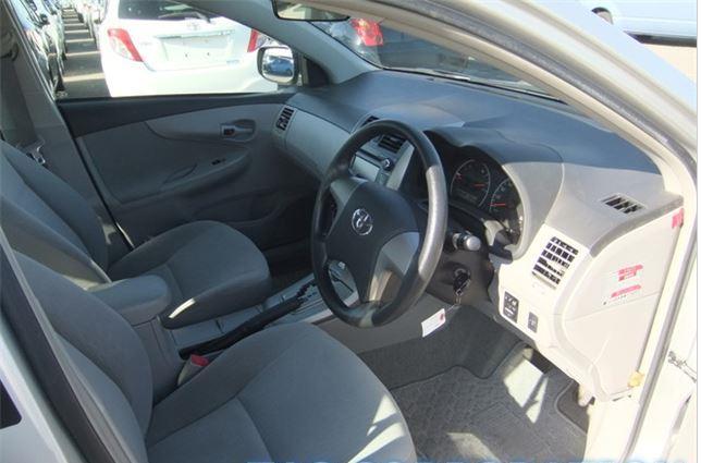 Toyota Corolla Fielder Z Aero Tourer Review