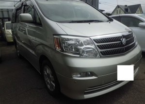2004 toyota alphard 3.0 g 4x4 mx L edition for sale in japan