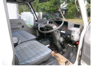 1995 mitsubishi fuso canter camper campervans 308b 2.8 diesel for sale japan 18k-2