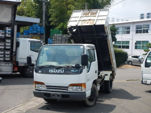 1999 isuzu elf nkr66 nk66ed kk-nkr66ed 2 ton dump truck tipper for sale japan 96k