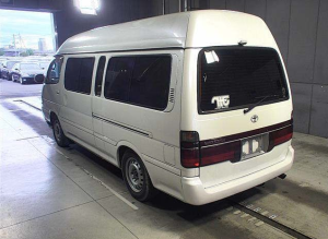 2001 toyota hiace camping cars for sale japan