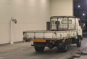 1996 isuzu forward juston nrr33h1g nrr 33 nrr33 8220cc diesel flat truck for sale in japan 47k