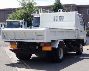 isuzu nrr35c3 dump truck for sale in japan