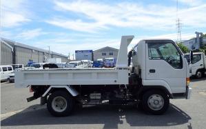 nrr35c3 isuzu dump truck for sale in japan