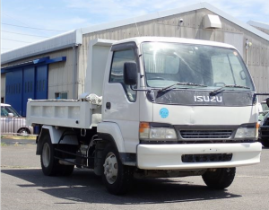 isuzu forward juston nrr 35 tipper dump truck for sale in japan