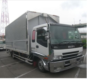 2007 isuzu forward frr 34 L4 7800 for sale in japan