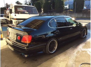 2001 toyota aristo vertex v twin turbo for sale in japan 3.0 used 216k-1