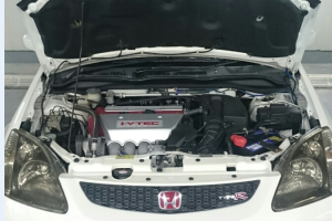 2002 honda civic type r ep3 for sale japan 117k-2