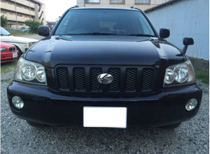 2001 toyota kluger acu20w for sale in japan 193k-1