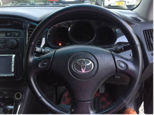 2001 toyota kluger acu20w for sale in japan 193k-2