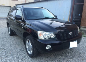 2001 toyota kluger acu20w for sale in japan 193k