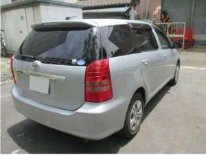 2004 toyota wish x 1.8 zne14g for sale japan 77k-1