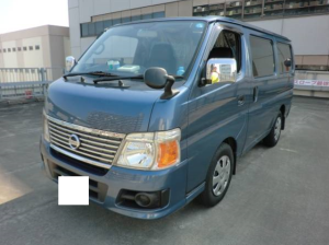 2010 nissan caravan van dx diesel turbo 3.0 vwe25 for sale in japan 165k