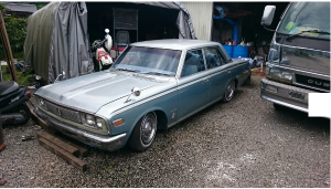 1970 toyota crown ms50 for sale japan 28k manual shift