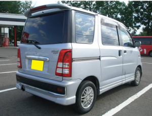 2001 daihatsu atrai wagon custom turbo s230g 660cc for sale in japan 57k-1