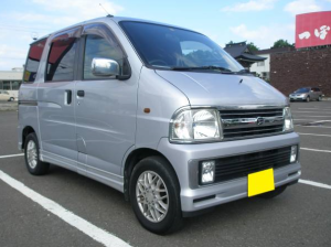 2001 daihatsu atrai wagon custom turbo s230g 660cc for sale in japan 57k