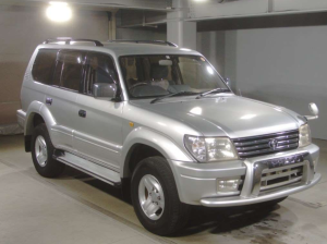 2002 toyota land cruiser kdj95 tz for sale in japan