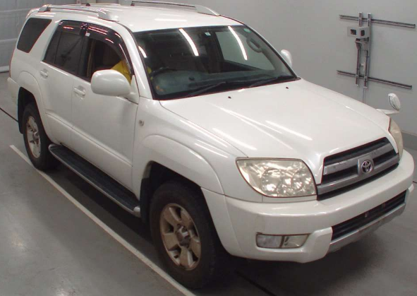 2003 toyota hilux surf ssr-g rzn 215 rzn215w 2.7 for sale in japan 179k