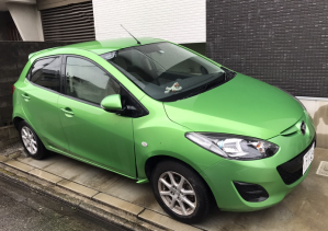 2013 mazda demio dj3fs 1.3 gasoline for sale in japan