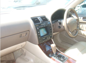 LS400, The model in Celsior in Japan is UJF21. this celsior is really superb