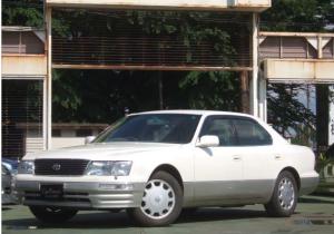 1994 lexus 4.0G LS400 29,000km around