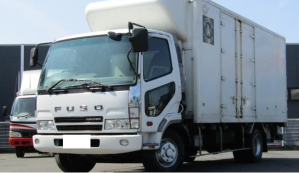 mitsubishi fuso fighter trucks fk71hg for sale in japan