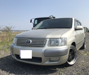 toyota succeed wagaon ncp58 ncp58g TX g package for sale in japan