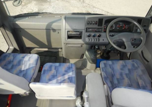 2005 nissan civilian bus 4.9 diesel ahw41 ahw 41 29 seater for sale in japan