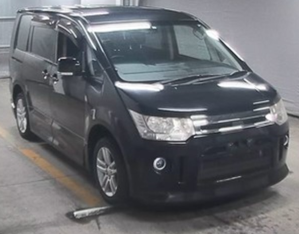 2007 mitsubishi delica d5 4wd g navigation package for sale in japan