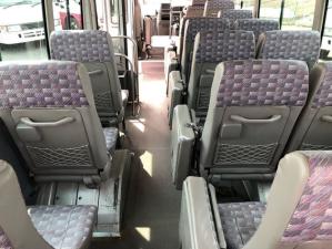 nissan civilian bus 29 seaters 2008 japan