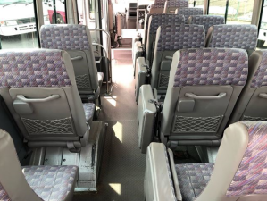 nissan civilian bus 29 seaters 2008 japan