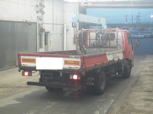 isuzu elf 3ton npr 71 npr71 crane boom truck for sale japan