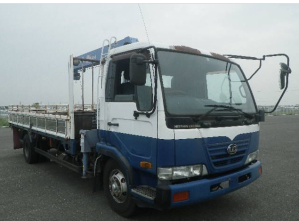mk 252 nissan condor truck
