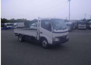 2008 toyota dyna flat xzu344 truck for sale in japan