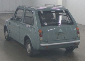 pk10 nissan pao for sale in japan