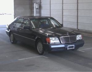 500sel Mercedes benz for sale in japan