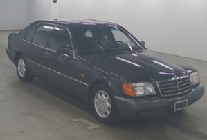 600sel mercedes benz for sale in japan