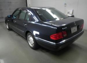 e240 for sale japan