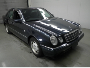 1998 mercedes benz e240 avangarde for sale in japan 89k