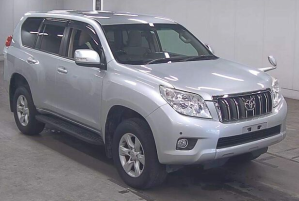 2013 toyota land cruiser prado trj150 trj150w 2.7 2700cc tx 4wd for sale in japan