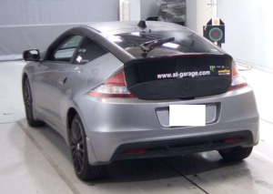 honda cr z 2010 for sale japan