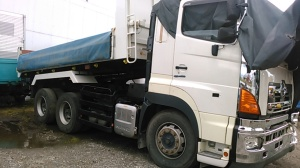 hino 10 ton tipper dump trucks for sale in japan used