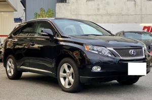 2012 lexus hybrid RX 450H 3.5G GYL10 for sale in japan